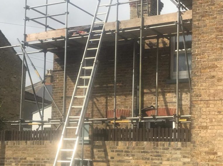 Worker Suffers Serious Back Injury After Ladder Fall