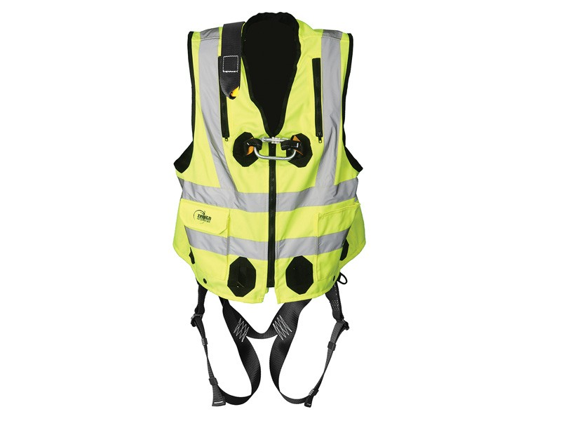 Zenith High Visibility Vest Harness