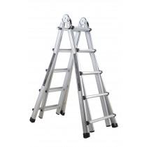4 X 4 Rung Telescopic Ladder System