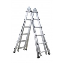 4 X 6 Rung Telescopic Ladder System