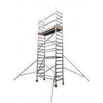 3T Single Width Aluminium Tower