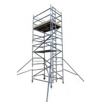 3T Double Width Aluminium Tower