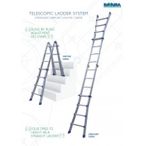 Bavaria Telescopic Ladder System