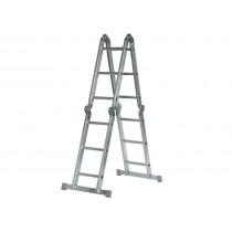 Multi-Purpose Ladder 4 X 3 Aluminium