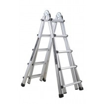Hitegear - Experts in Height Safety - Aluminium Ladders: Steps, Hop