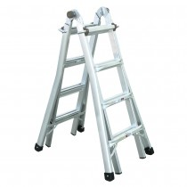 Combination Telescopic Ladder System