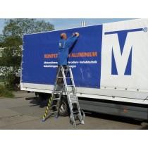 Bavaria Maintenance Ladder Platform System