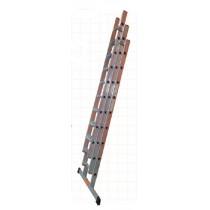 Triple Extension Ladder Heavy Duty Industrial NEW EN131 Standard