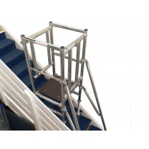 Stair Microscaff 0.25 / 0.5M Platform Height
